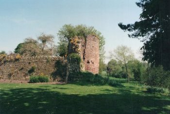 East Tower of Wilton Castle